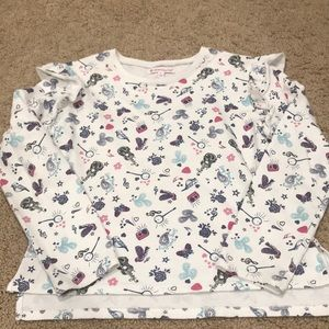 American Girl long sleeve top- Tenney collection